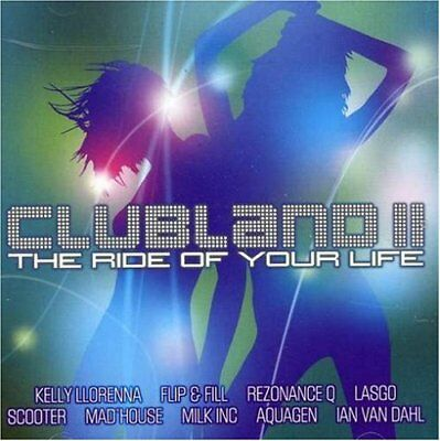 Various Artists - Clubland II - Various Artists CD NEW NOT SEALED