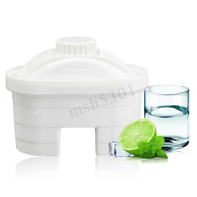 2.5L Alkaline Water Filter Cartridges Purifier Replacement For Laica Water Jug
