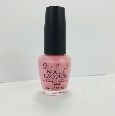 Opi Italian Love Affair NL I27 Nail Polish Open Stock
