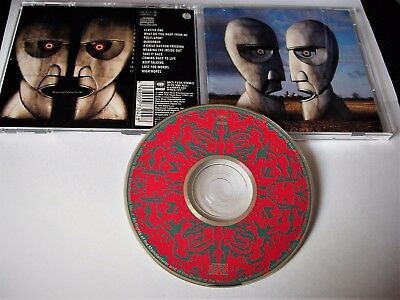 Pink Floyd The Division Bell Cd 1994 Made In Japan Sony Music Srcs 7324 Verygood