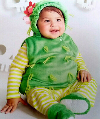 2c17948bf INFANT BABY CACTUS Costume 6-12 Months NEW Hyde and Eek Target ...