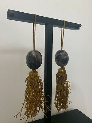 Japanese Hanging Scroll - Fuchin / Weight - Beautiful Stone