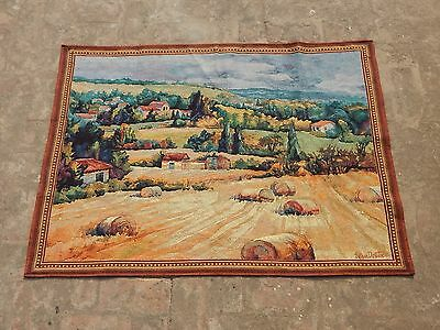 Vintage Beautiful Scene Tapestry 130X93cm (A1101)