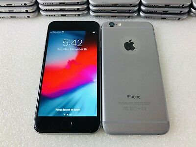 Apple iPhone 6 - 16GB - Space Gray (Unlocked) A1549 (GSM) (CA)