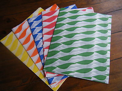 25 Mix~Burger Hot Food Wrap Paper Sheets Greaseproof/Wax Party Chip Basket Liner