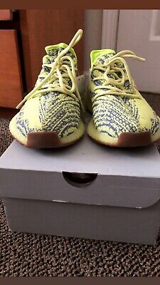 fabcb8604 Adidas Yeezy Boost 350 V2 Frozen Yellow Semi Frozen B37572 Authentic size 7