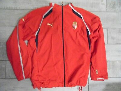 3b0163cf74 VESTE DE SURVETEMENT Puma Vintage No Maillot As Monaco - EUR 9,99 ...