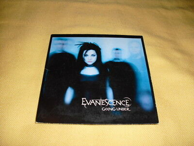 Evanescence ‎– Going Under CD Single