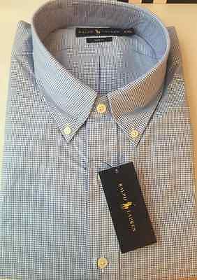 Ralph Lauren Shirts, 5 Designs In Sizes S, M, XL. Brand new with tags