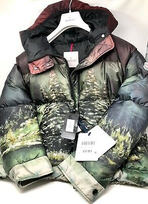 6fb350c00 MONCLER GOLD POLYAMIDE Down Feather Warm Puffer Jacket Long Sleeve ...
