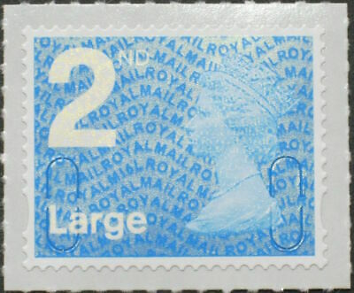 200 x 2nd Class LARGE Royal Mail Stamps; Unfranked, No Gum, Off Paper Genuine UK