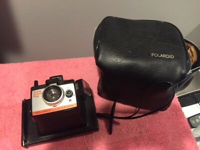 Polaroid Super Shooter Plus Land Camera, Instant Camera Working? or Parts