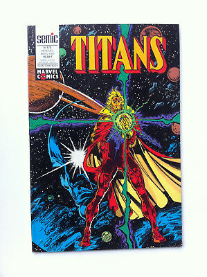 Titans 170 Semic mars 1993 Comics