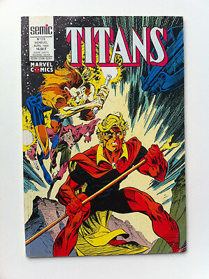 Titans 171 Semic avril 1993 Comics
