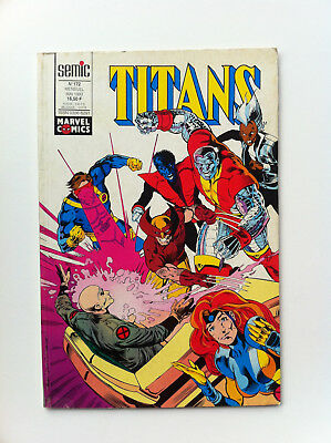 Titans 172 Semic mai 1993 Comics