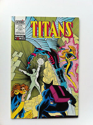 Titans 164 Semic septembre 1992 Comics