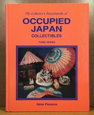 Occupied Japan Price Guide Collectors Encyclopedia Reference Book 3rd Series