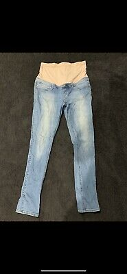 Jeanswest Maternity 14 ~ 2 X Jeans, 1 X Shorts ~ Excellent Condition