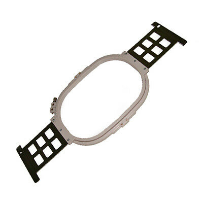 Embroidery Hoop for Barudan Commercial Machine| 25cmx15cm| 520mm wide | QS Clips