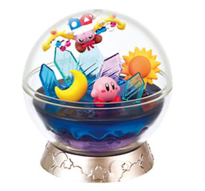 Kirby Super Star Terrarium Collection Deluxe Memories NOVA Japan import NEW