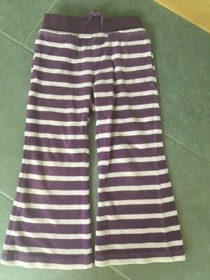 Mini Boden Girls Velour Lounge Active Pants, 4-5 Years