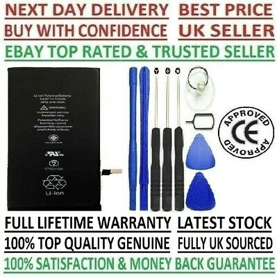 New Genuine Replacement Battery for Apple iPhone 6S 1715mAh High Capacity+Tools