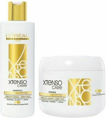4ac705e4888 L oreal Paris Xtenso Care Shampoo 250 mL + Mask 196 g (100%