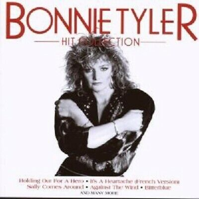 """Bonnie Tyler """"Hit Collection Best Of"""" Cd20 Tracks New"""