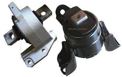 3 Motor Mounts For 2010-012 Ford Fusion 3.0L V6 Auto AWD Engine /& Trans SE SEL