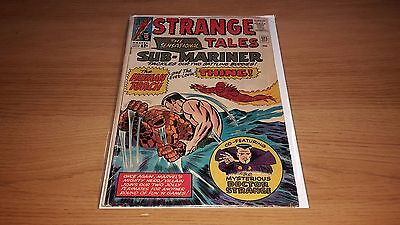 Strange Tales #125 - Marvel Comics - October 1964 - 1st Print - Human Torch