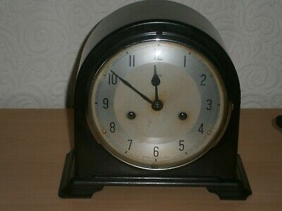 Enfield Bakelite Mantle Clock