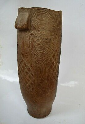 African Tribal Very Old Zulu Milk Pail  Ithunga  Zulu  South Africa