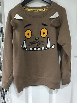 Boys The Grufallo Jumper Marks & Spencer Age 5-6 Years Sweatshirt M&S