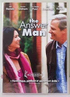THE ANSWER MAN ** DVD Neuf Sous Blister **