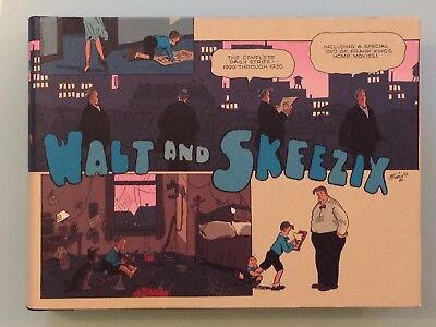 Walt and Skeezix by Frank O. King Volume 5 (1929-1930)