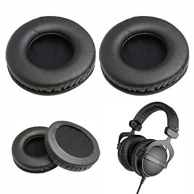 1pair Replacement Earpads Ear Pad Cushion For Beyerdynamic DT770 DT880 DT990 New
