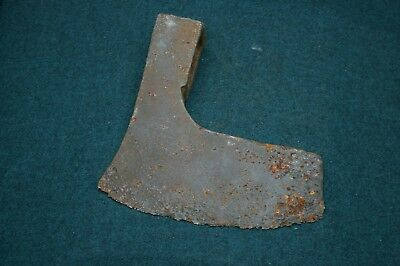 Ancient Iron Battle Ax