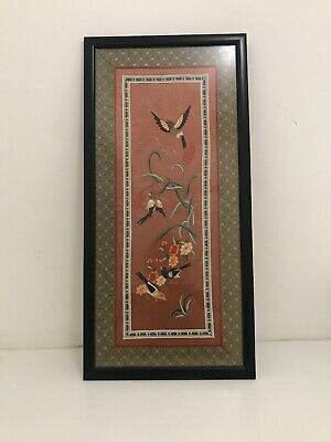 Chinese Silk Picture/panel