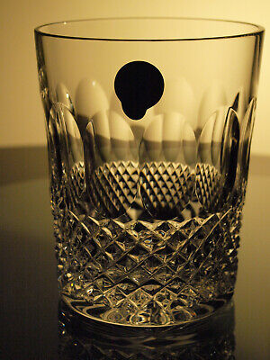 Waterford Crystal Colleen WhiskeyTumbler Double Old Fashioned 12 oz  New