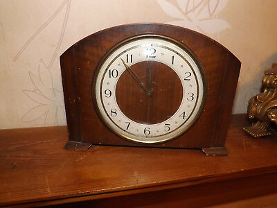 Vintage Smiths Clock Made In Great Britain
