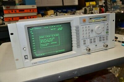 HP Agilent 8712ET 8712 1.3 Ghz Network Analyzer