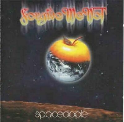 Forgive Me Not ‎– Spaceapple cd will combine s/h