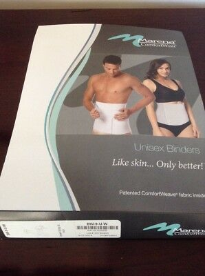 "NEW- Marena ComfortWear 9"" Garment Waist Body Shaper & Lipoplasty, liposuction"