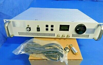 JDSU QB-PS Q-Series Laser Power Supply QB-PS-6426A Keys & Accessory JDS Uniphase