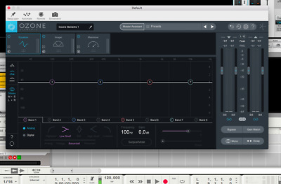 Izotope Ozone 8 Elements license
