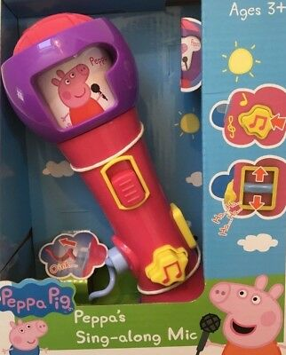 PEPPA PIG FAIRGROUND spinning BALLOON RIDE & figures bundle