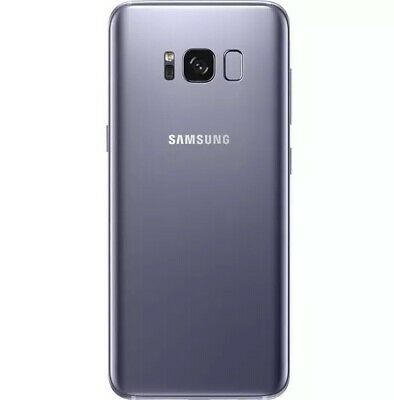 Samsung Galaxy S8  - 64GB  - Orchid Grey (Unlocked) Immaculate Condition