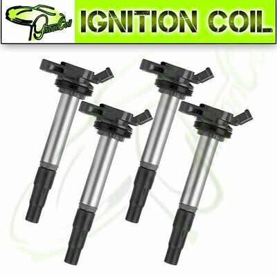 Pack Of 4 Ignition Coil for  2008-2013  Toyota Scion  1.8L L4  UF-596 UF-619
