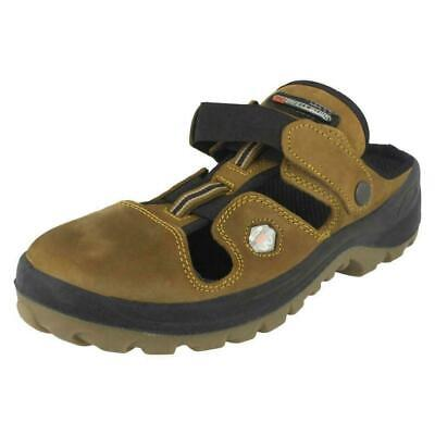 Men's Pro Safety Work Clog Safety Shoes Steel Toe Cap Boots Trainers Sandals