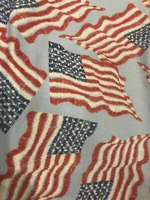 Lularoe Tween Leggings Americana American Flags NWOT